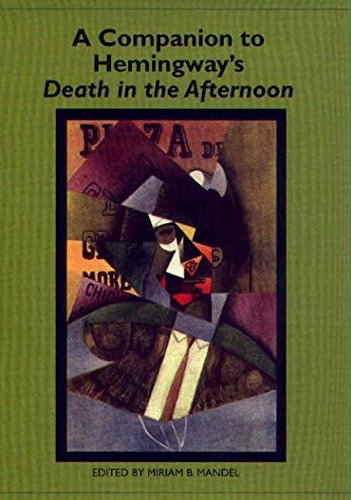 [A Companion to Hemingway's