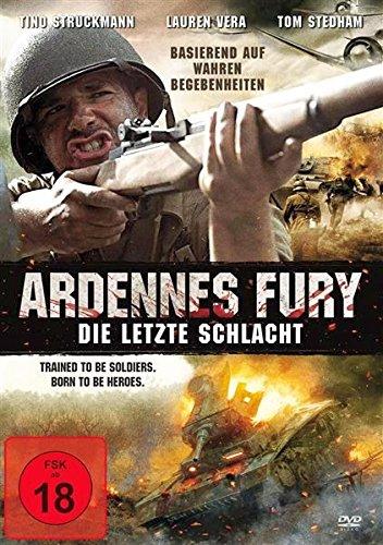Ardennes Fury - Die letzte Schlacht (2014 Fury-film Dvd)