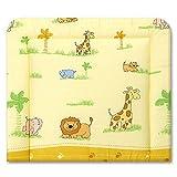 Wickeltischauflage 70x85cm D43 Wickelkommode Wickeln Baby Auflage Wickelauflage