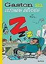 Gaston, tome 21 : Ultimes bévues par Franquin