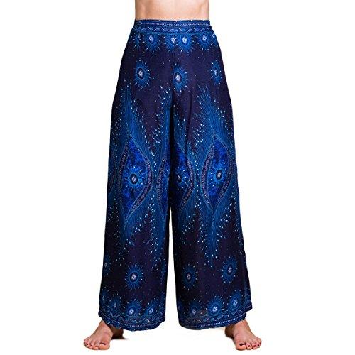 PANASIAM Sunshine Pants one in darkblue -