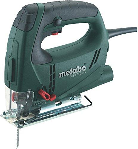 Metabo 570-Watt-Elektronik-Pendel-Stichsäge ''STEB 70 Quick''