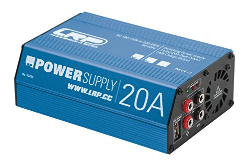 LRP Electronic 43200 - Powersupply Competition 13.8V / 20A