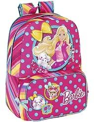 Barbie - Mochila de 43 cm (Safta 611410658)