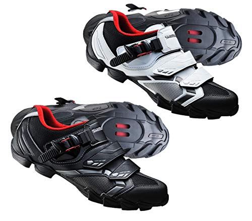 Shimano SH-M088L - Homme - noir (Taille: 38) Chaussures vtt