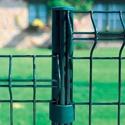 Bekafor-Pfosten grün150cm D48mm von BETAFENCE auf Du und dein Garten