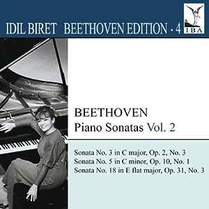 Beethoven / Piano Sonatas Vol. 2