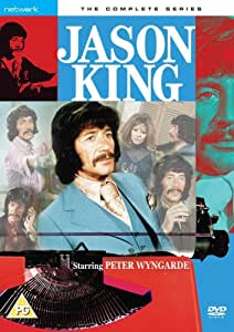 Jason King - The Complete Series [DVD]