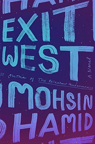 Buchseite und Rezensionen zu 'Exit West: A Novel' von Mohsin Hamid