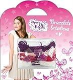 Image de Bracelets brésiliens : Violette, ma pochette Loisirs créatifs