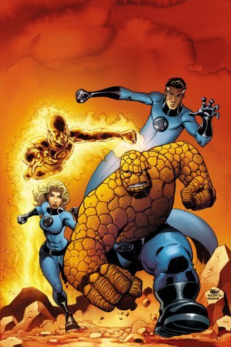 Fantastic Four by Waid & Wieringo Ultimate Collection Book 3 (Fantastic Four (Marvel Paperback)) by Mark Waid (2-Nov-2011) Paperback