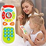 Meiyiu Electric Click & Count Remote Controller Toy With Light & Music Kids Early Learning Educational Toy