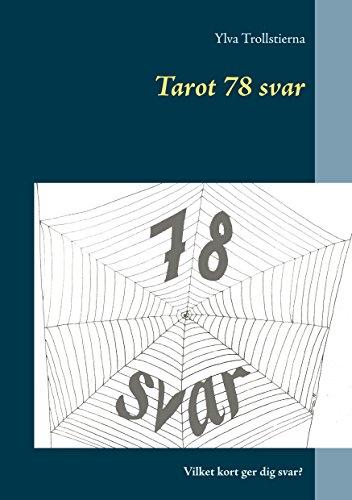Tarot 78 svar (Swedish Edition) eBook: Ylva Trollstierna: Amazon ...