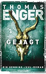 Gejagt: Ein Henning-Juul-Roman (Henning-Juul-Romane 4) (German Edition)