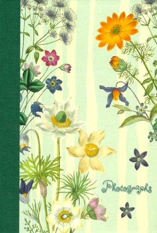 Floral Elegance: Photograph Album