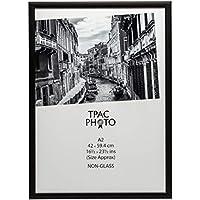 The Photo Album Company Cadre photo A242x 59cm–Mat/bois Noir