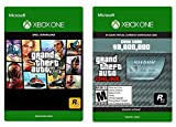 GTA V: Standard Edition + GTA V: Megalodon Shark Cash Card [Xbox One - Download Code]