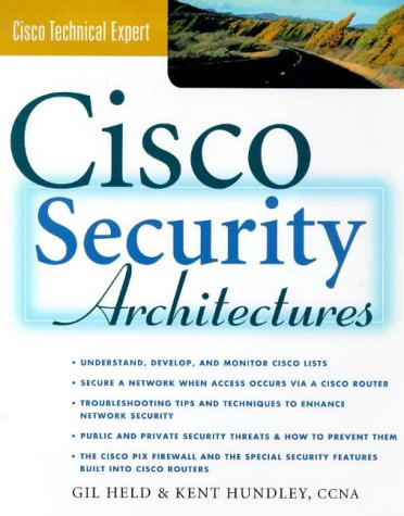 Cisco Security Architectures (MCGRAW HILL TECHNICAL EXPERT) (English Edition) -