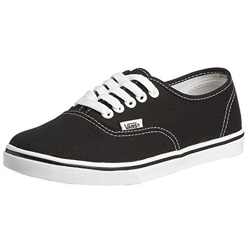 Vans U Lpe, Baskets mode mixte adulte Black/True White