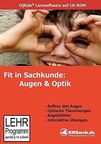 Fit in Sachkunde: Augen & Optik