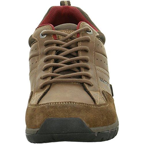 Lloyd 24-900-02 East, Sneaker uomo Marrone (Marrone)