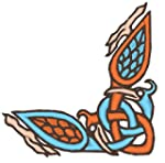 Machine embroidery designs: Celtic an...