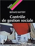 Contrôle de gestion sociale, deuxième édition