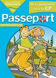 Passeport Maternelle - CP