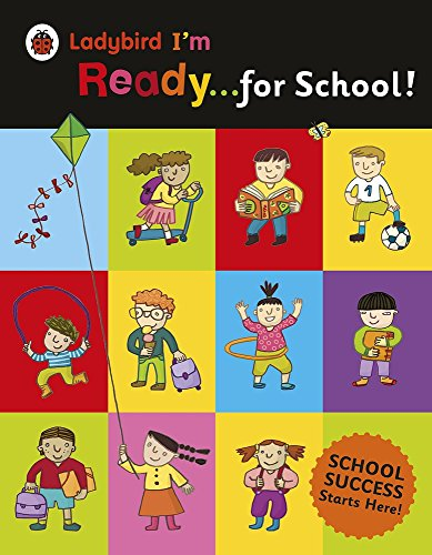 Ladybird I'm Ready for School! por Ladybird