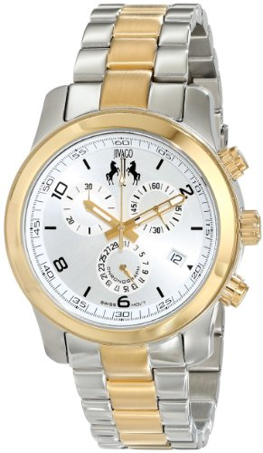 Jivago Women's Swiss Quartz Stainless Steel Casual Watch, Color:Two Tone (Model: JV5226)
