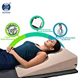 Jsb Bs34 Bed Wedge Back Cushion Support For Sleeping