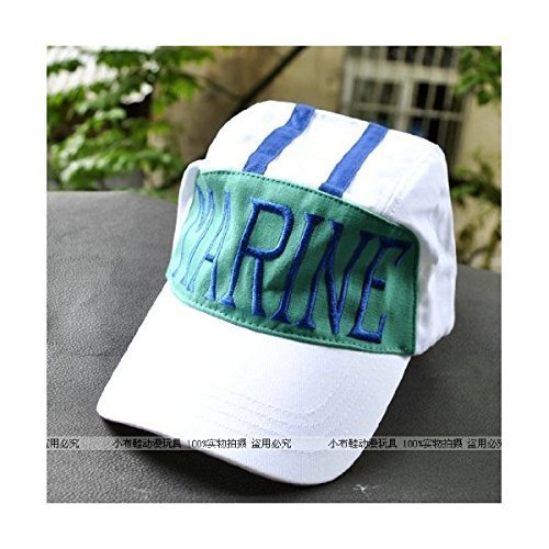 ONE PIECE in (one piece) Navy hat Cosplay accessory / tool (japan import)