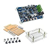Sharplace Tda7492p 50wx2 Bluetooth V4.0 Dual-Channel Stereo-Digital-Audio-Verstärker-Board DIY Kits 8-24V mit Abdeckung