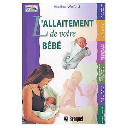 L'allaitement de votre bébé