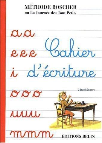 Cahier de Calcul - Boscher (French Edition) by Paul Boscher - Methode Boscher (2006-10-06)
