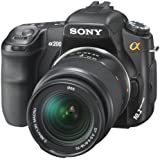 Sony DSLR-A200K 10.2MP Digital SLR Camera