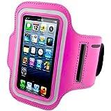 iPhone 4 4s Armband New Stylish Sports Gym Jogging Running Armband Case Holder with Key Holder Pocket