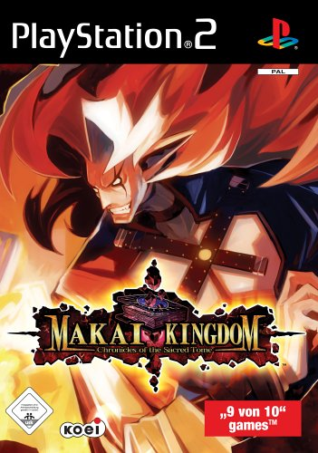 Makai Kingdom - Chronicles of the Sacred Tome Brave Ps2