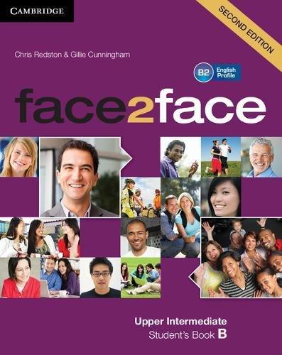 face2face Upper Intermediate B Student's Book por Chris Redston