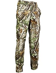 Raptor Hunting Solutions Vêtements Realtree HD Camouflage Outdoor Imperméables Pour Hommes Pantalons