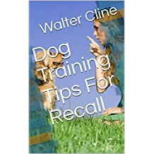 Dog Training Tips For Recall (English Edition)