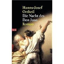 Die Nacht des Don Juan. Roman