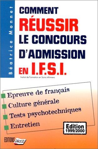 Comment réussir le concours en IFSI