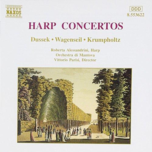 harp-concertos