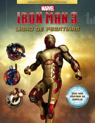 Iron Man Libro