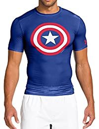 Under Armour Men's Alter Ego Compression Short-Sleeve T-Shirt