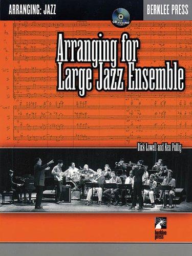 Arranging for Large Jazz Ensemble por Pullig Ken