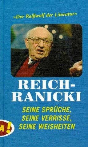 Preisvergleich Produktbild 'Der Reißwolf der Literatur', Reich-Ranicki