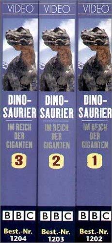 Dinosaurier - Im Reich der Giganten, Teil 1-3