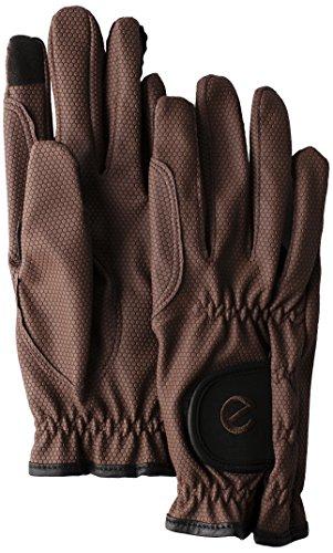 eGlove E-Quest Grip Pro Touch Screen Equestrian Gloves
